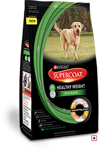 Purina Supercoat Dog Food India